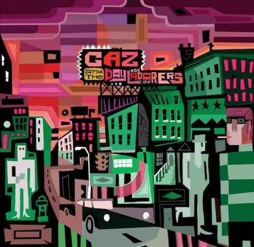 Caz and The Day Laborers